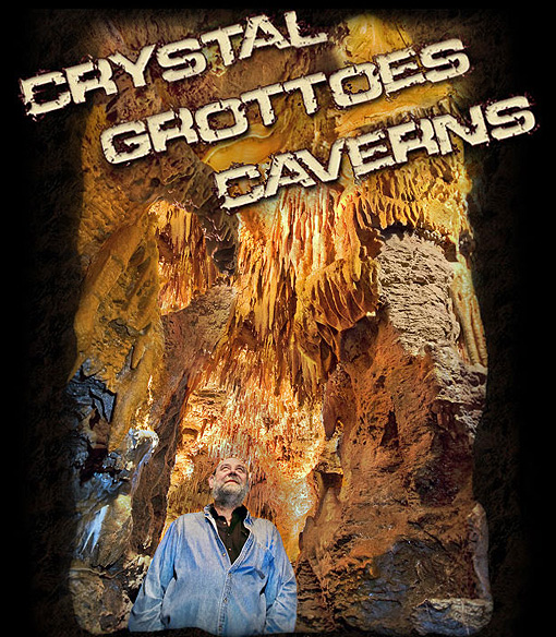 Crystal Grottoes Caverns, Boonsboro Maryland