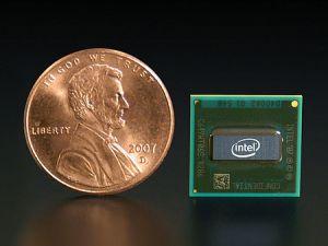 Atom CPU