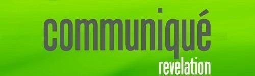Communique Revelation